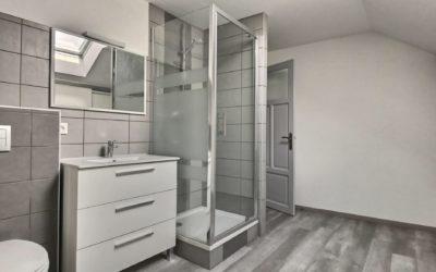 Salle de bain clé en main à Saint-Dié